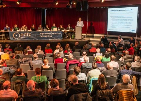 ADFC-Mitgliederversammlung, 19.3.2016