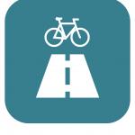 1. Ziel: 350 Kilometer sichere Fahrradstraßen auch für Kinder
