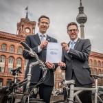 Volksentscheid Fahrrad feiert BerRG-Fest!