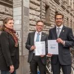 Fahrrad-Gesetz fertiggestellt und dem Senat zur Kostenschätzung übergeben