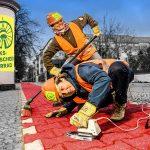 Marode Radwege reparieren – komfortabel Rad fahren
