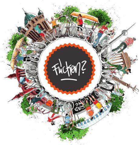 Logo des Flickenmarktes