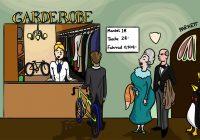 Fahrrad-Garderobe